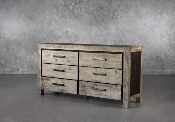 Corsica Double Dresser, Angle