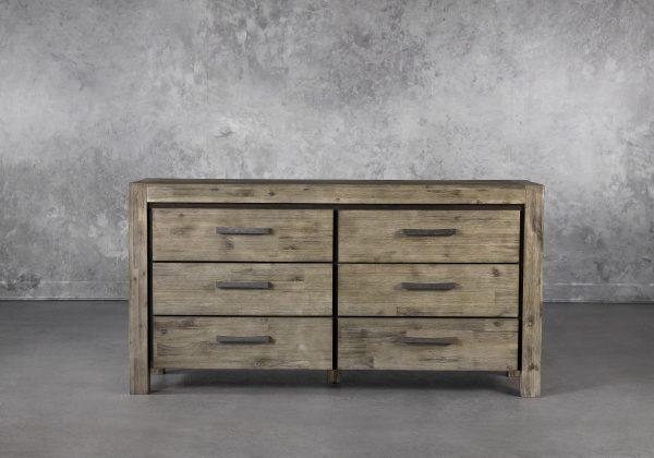 Corsica Double Dresser, Front
