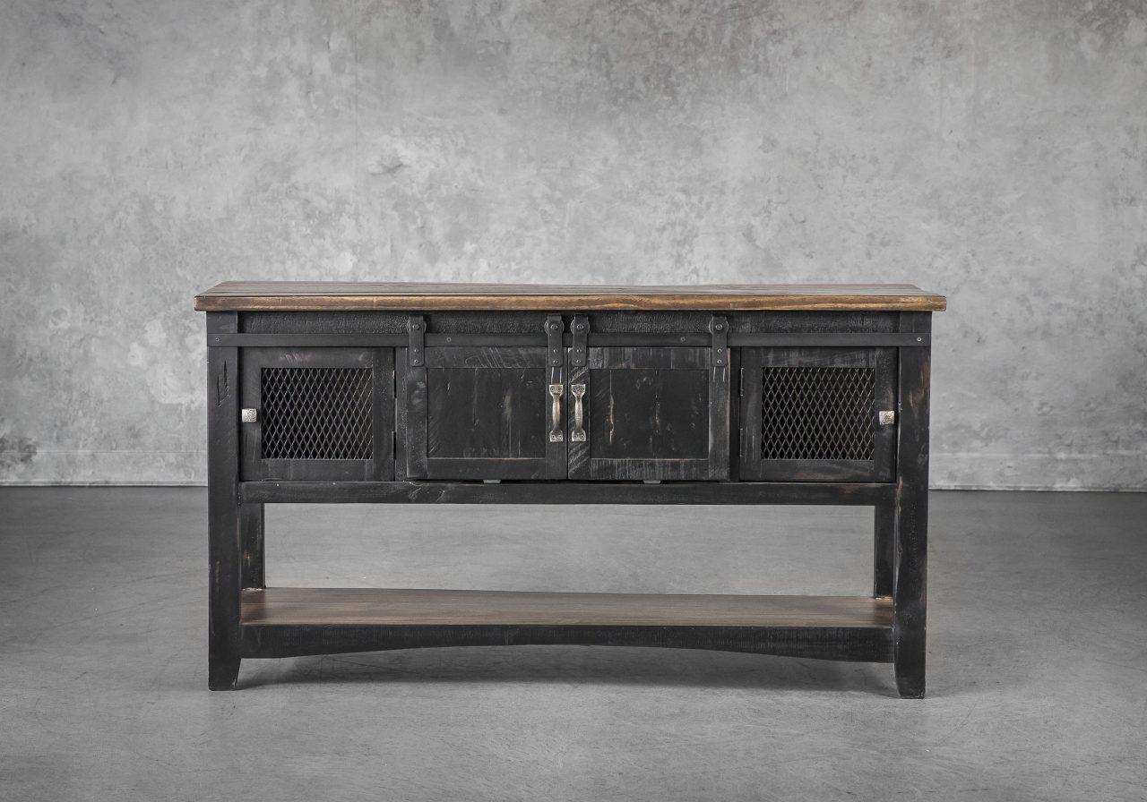 Eblo Console Table, Front