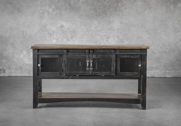 Eblo Console Table, Front