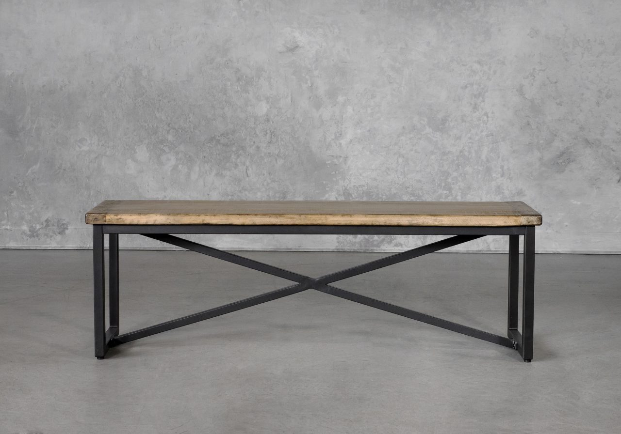 Fran Dining Bench, Front