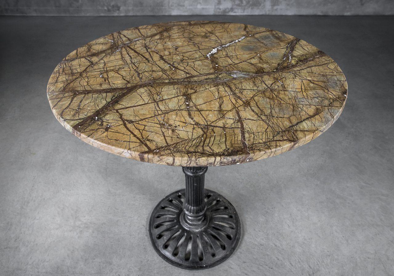 Gilley Bistro Table, Angle