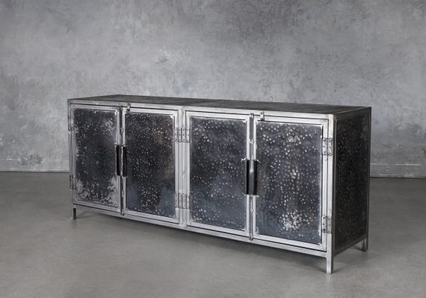 Hammered Sideboard, Angle
