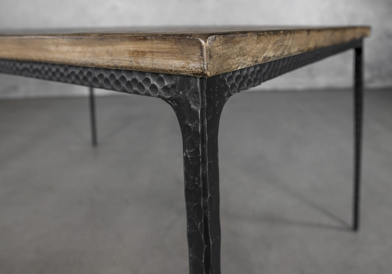Karla Dining Table, Detail