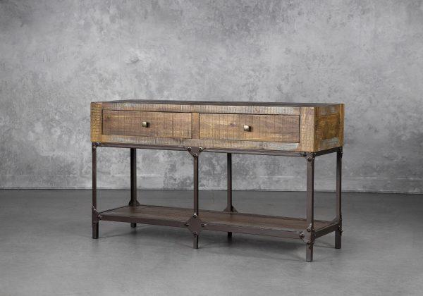 La Paz Console Table, Angle