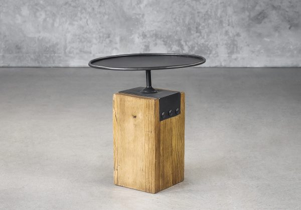 Luke Side Table, Angle