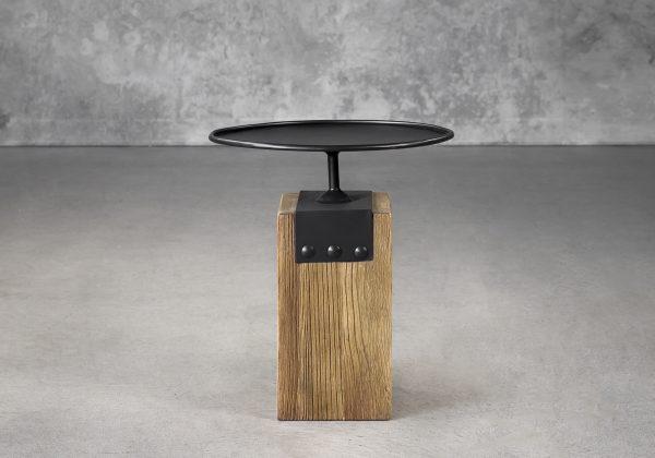 Luke Side Table, Front