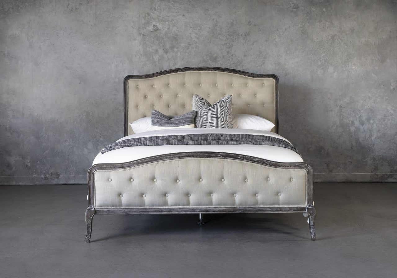 Monarch Bed, Front