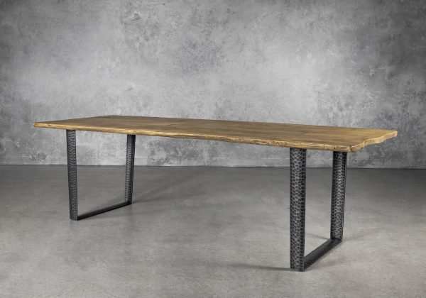 Nell Dining Table, Angle