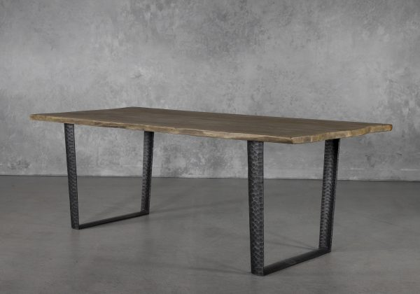 Nell Dining Table Small, Angle