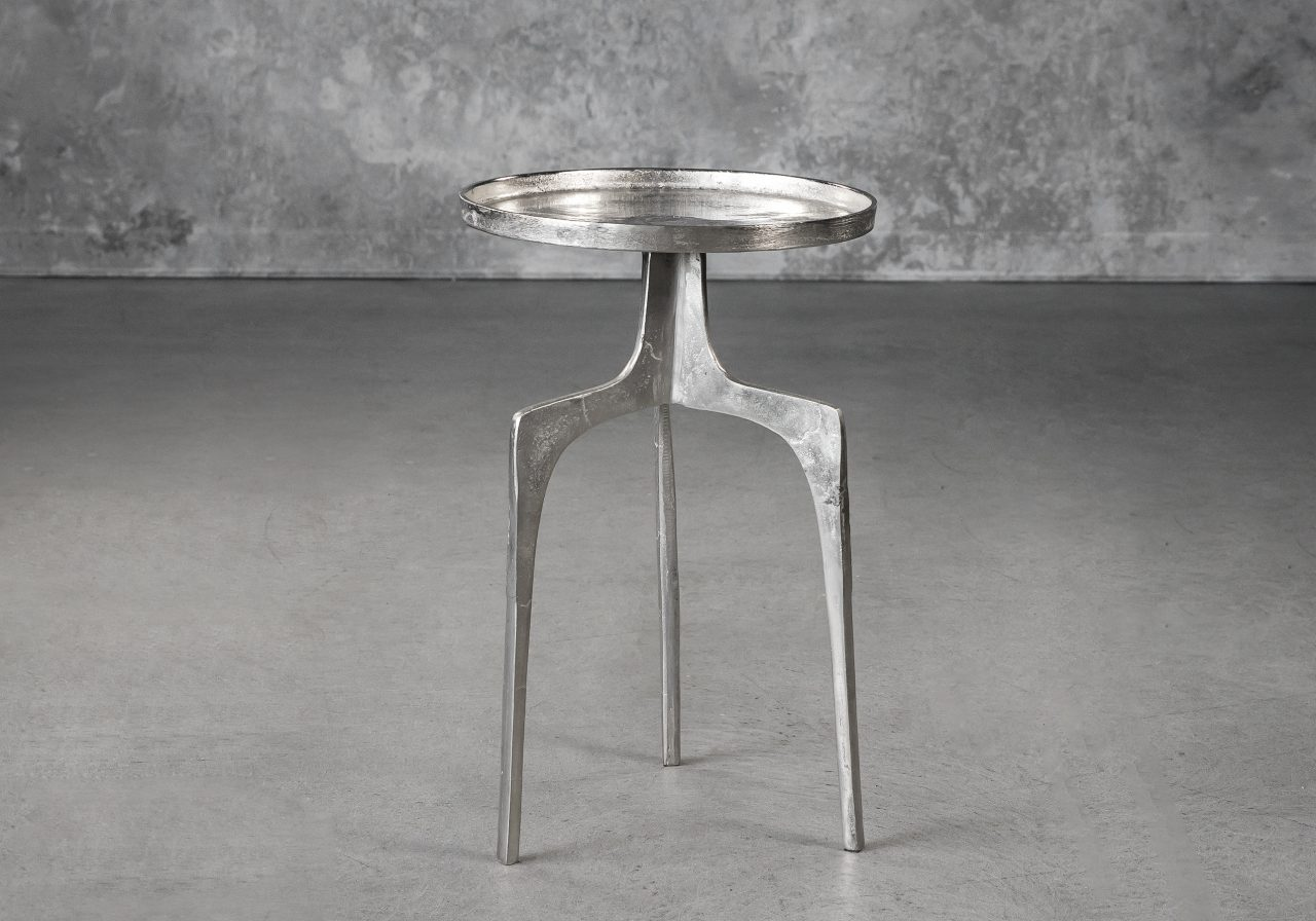 Nord End Table, Front