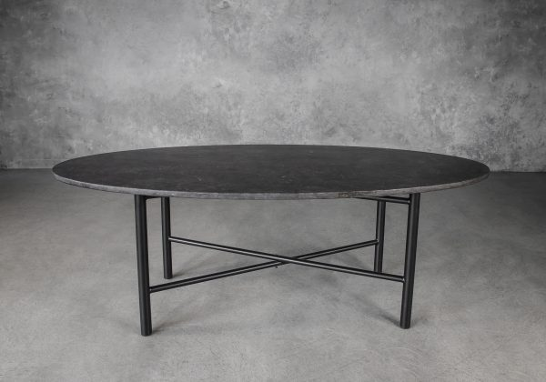 Palla Dining Table, Front
