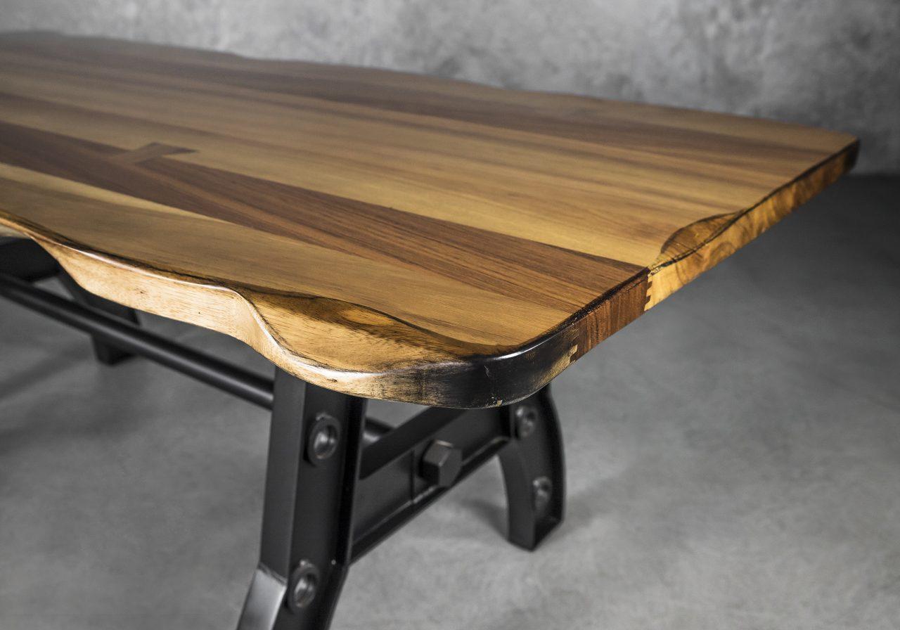 Parota Large Dining Table, Top