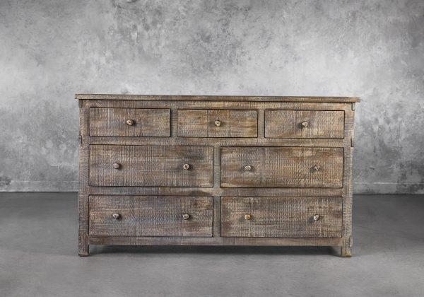 San Angelo Dresser, Front