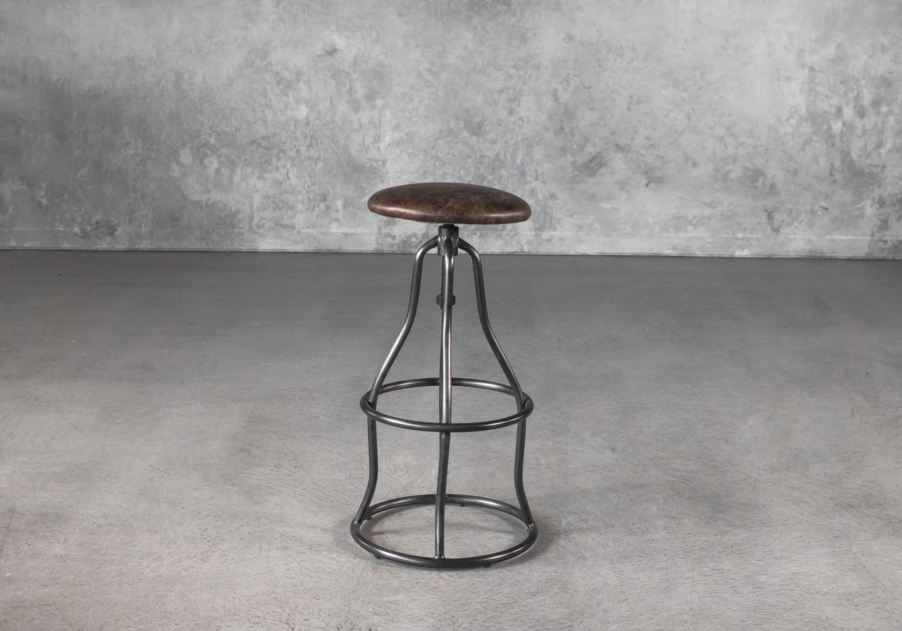 Shay Barstool in Brown, 1