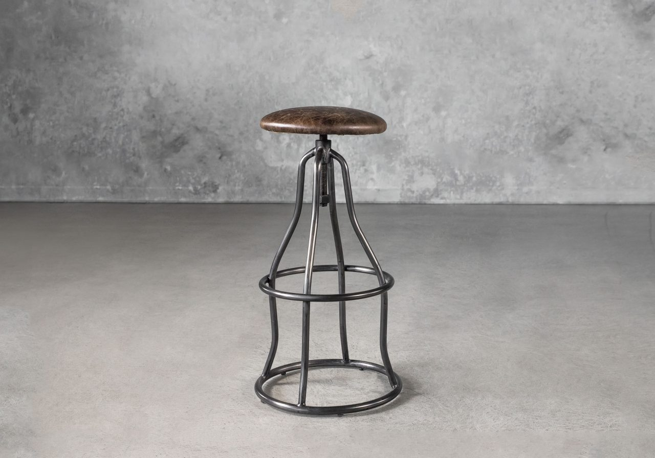 Shay Barstool in Brown, 2