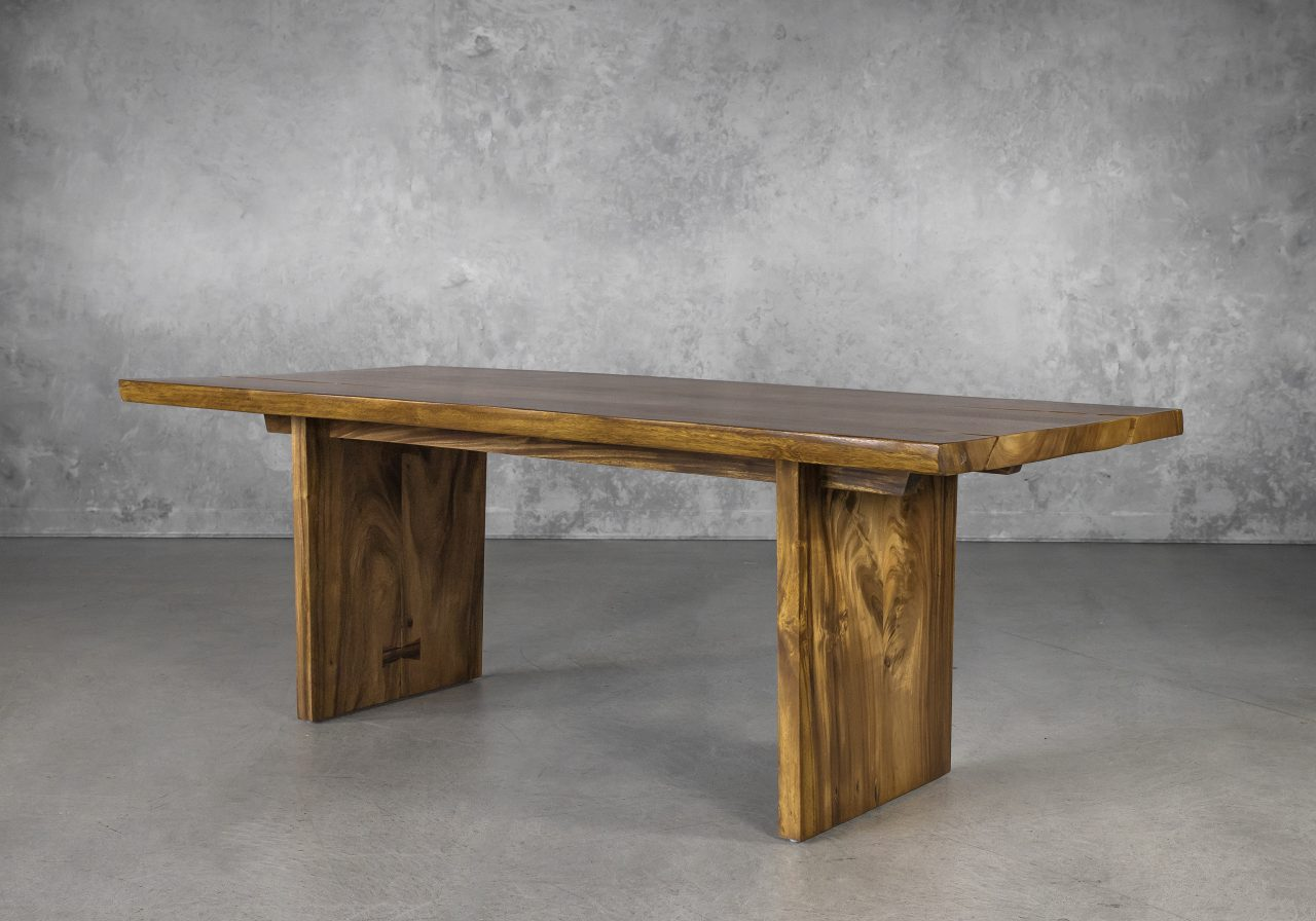 Taos Dining Table, Angle