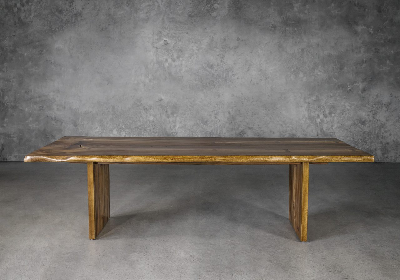 Taos Large Dining Table, Front
