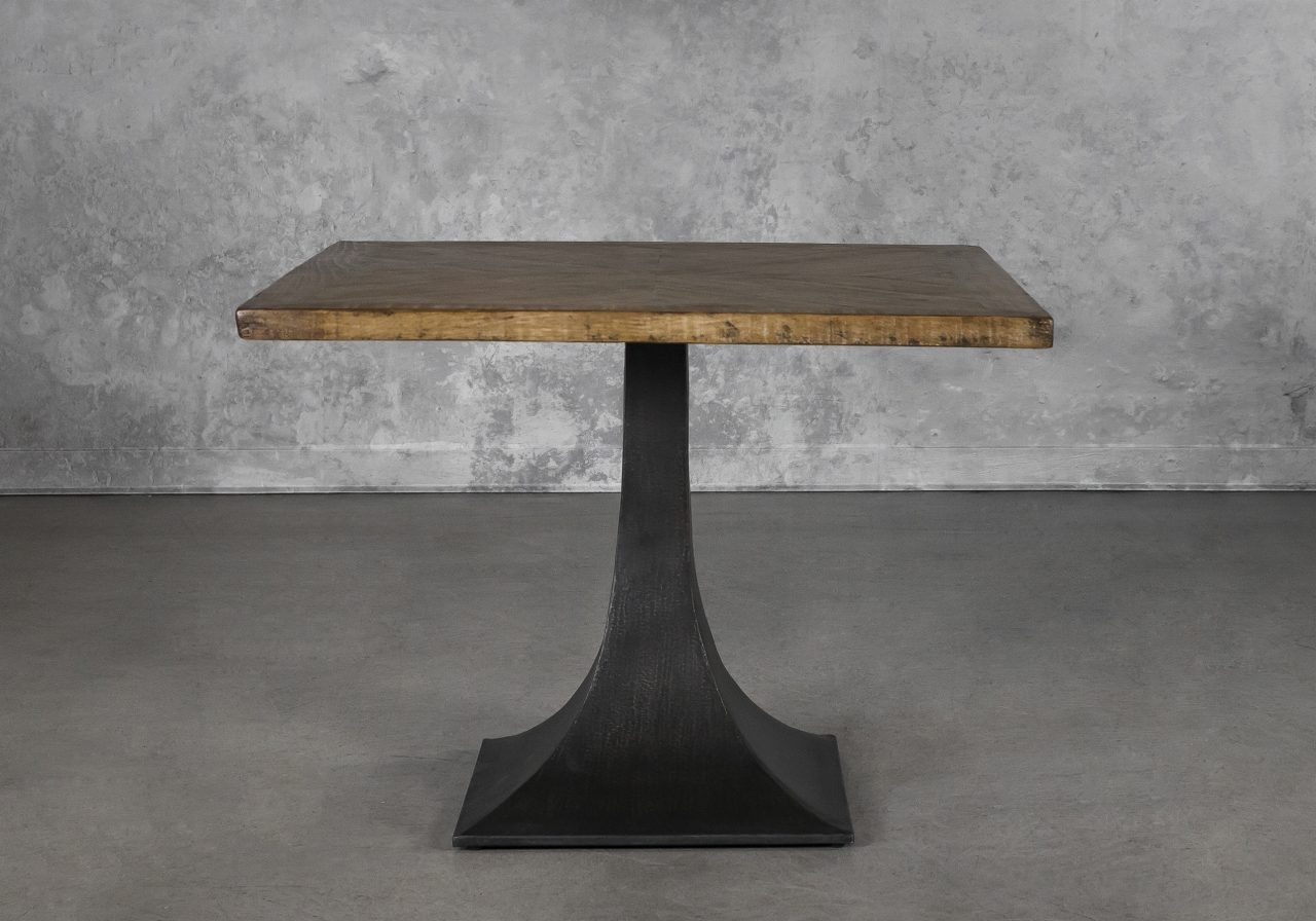 Tilly Square Dining Table, Front