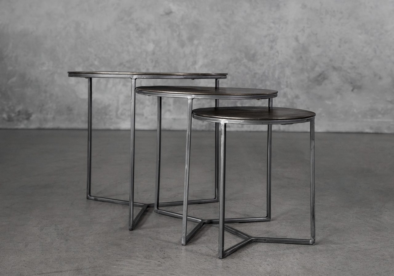 Venus End Tables, Angle