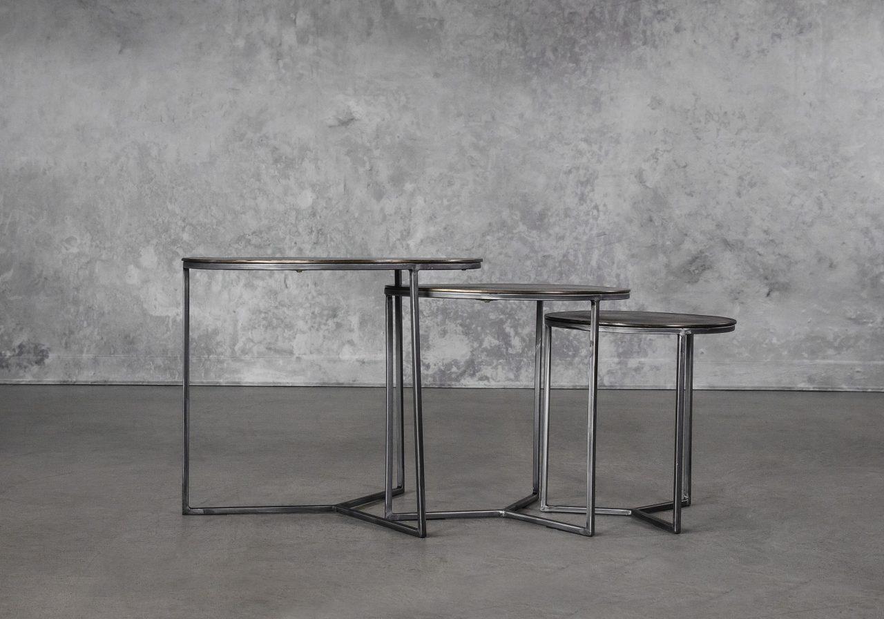 Venus End Tables, Front