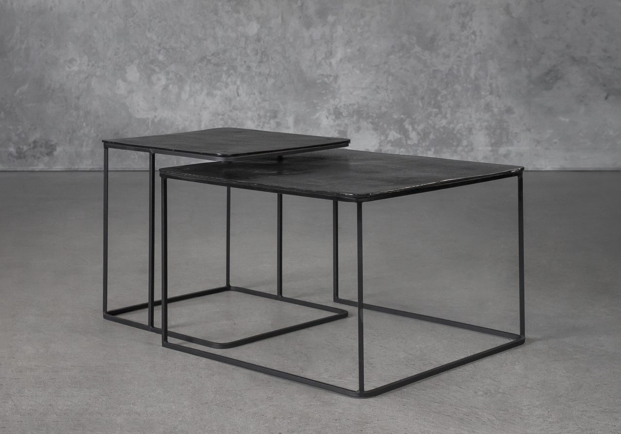 Vika End Tables, Angle
