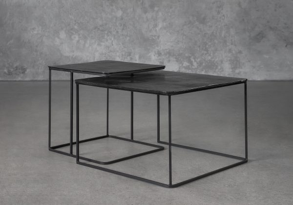 Vika End Tables, Angle