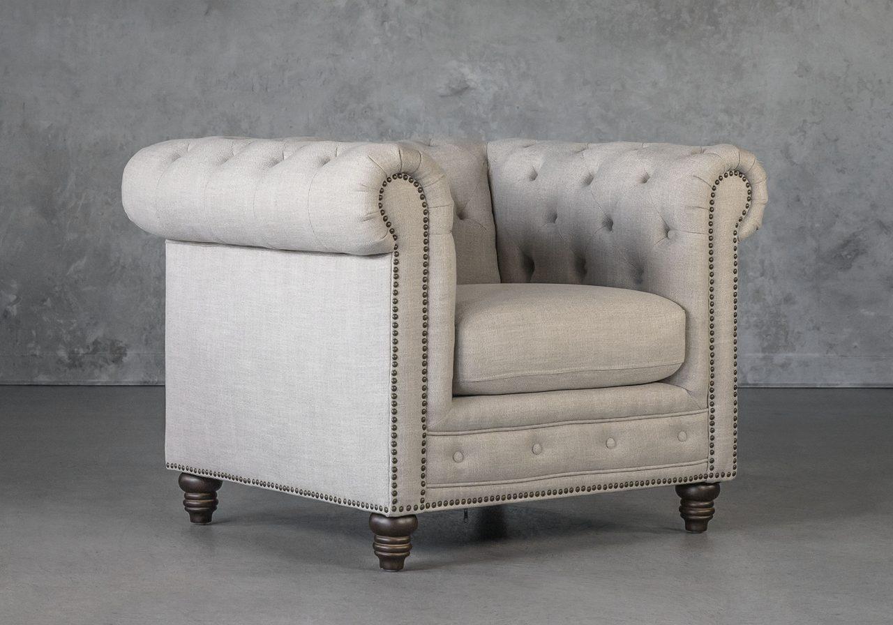 Ivy Chair. Angle