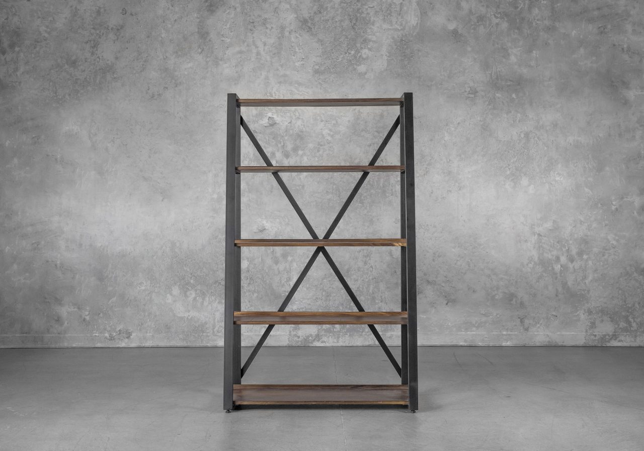 Kaos Bookcase, Front