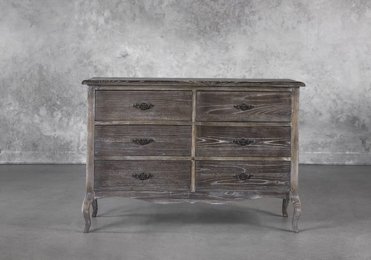 Monarch Low Dresser, Front