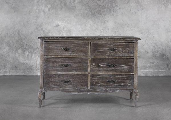 Monarch Low Dresser, Front