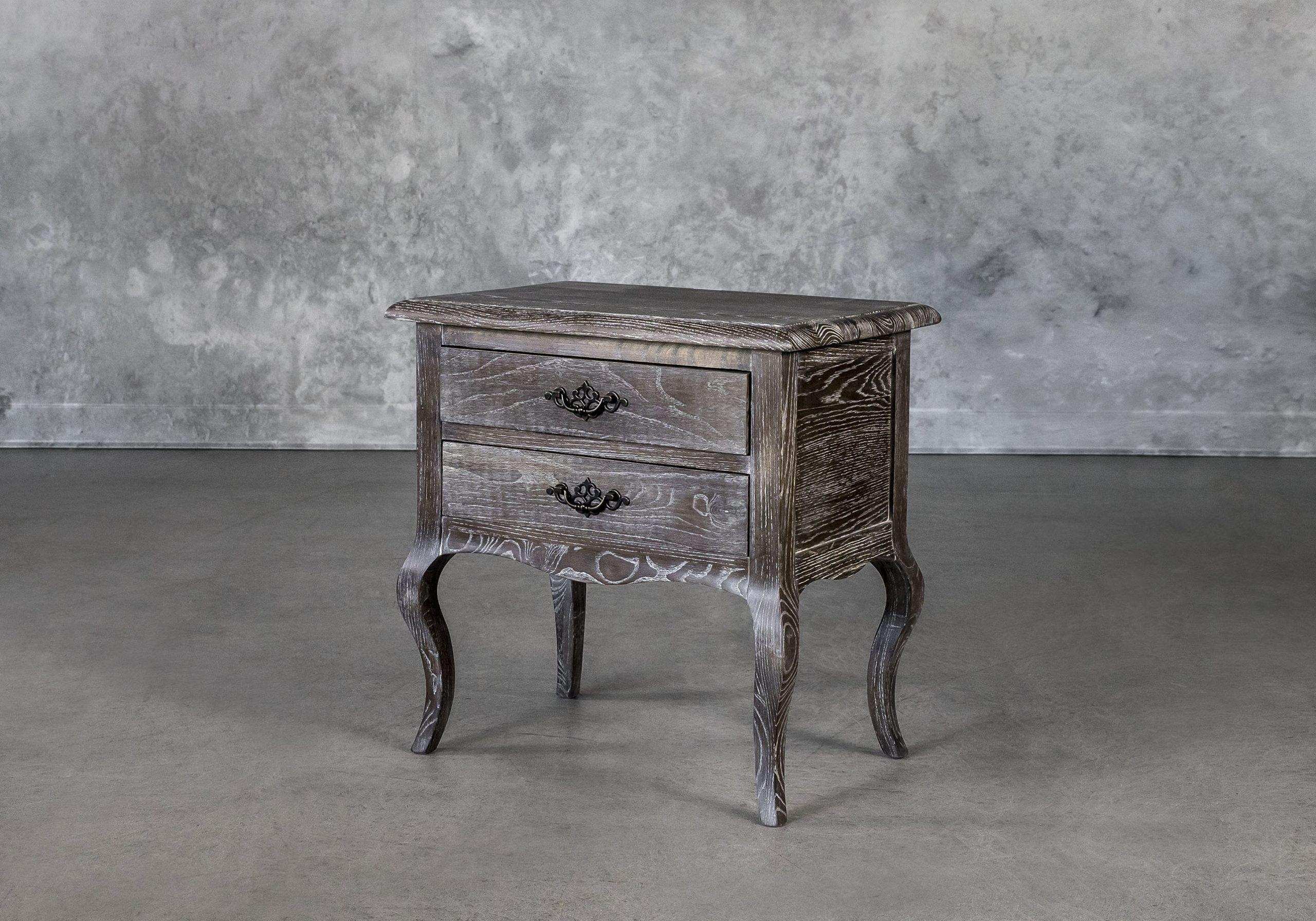Monarch Night Table, Angle