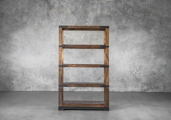 Parota Bookcase, Front