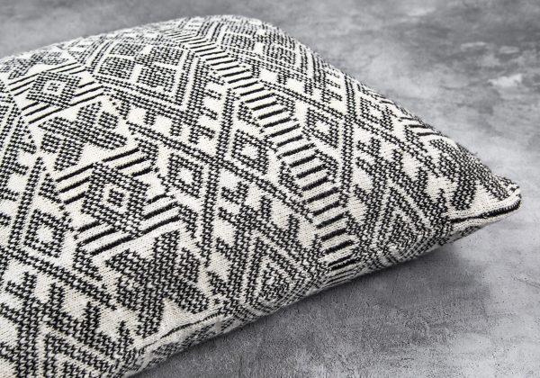 Bernard Nat Pillow 20 x 20, Close Up