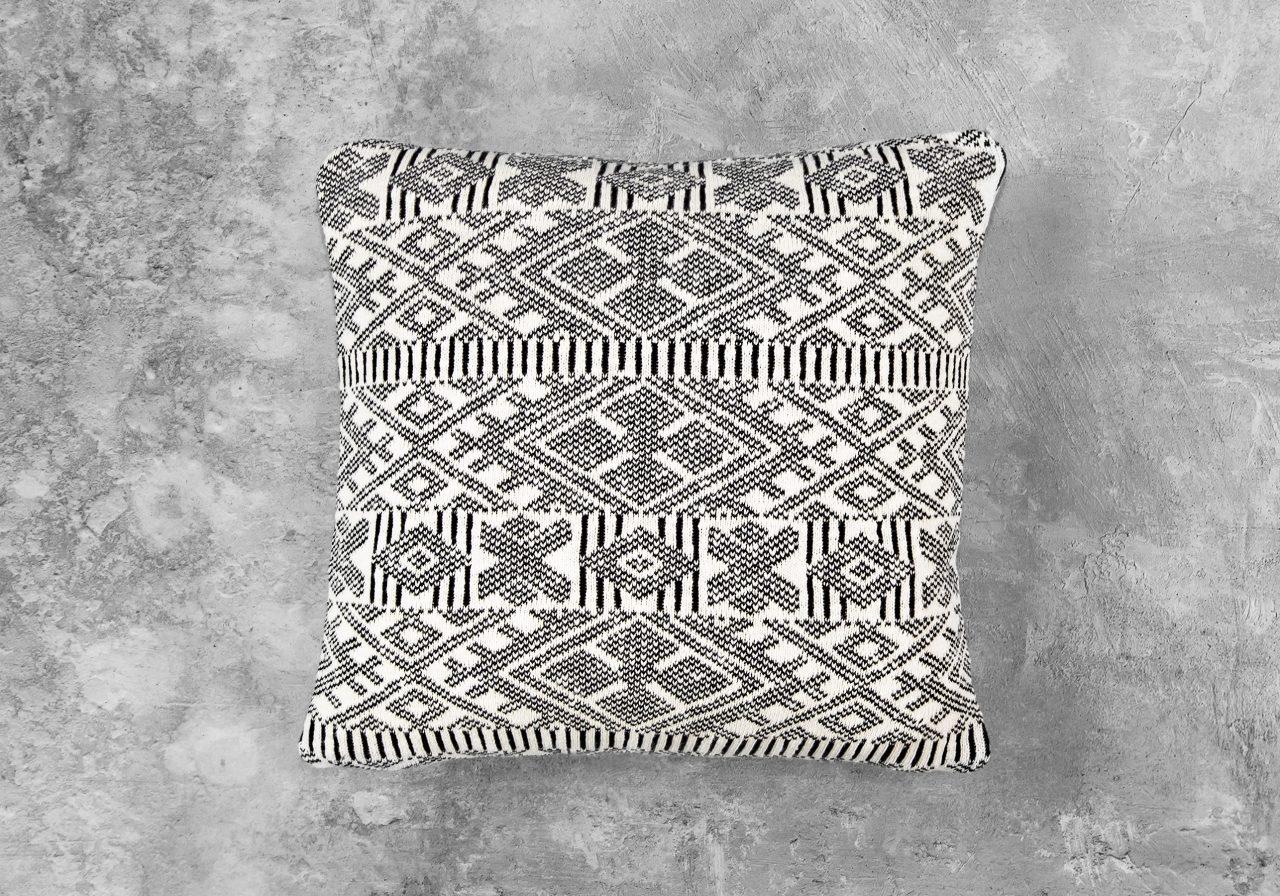Bernard Nat Pillow 20 x 20, Top
