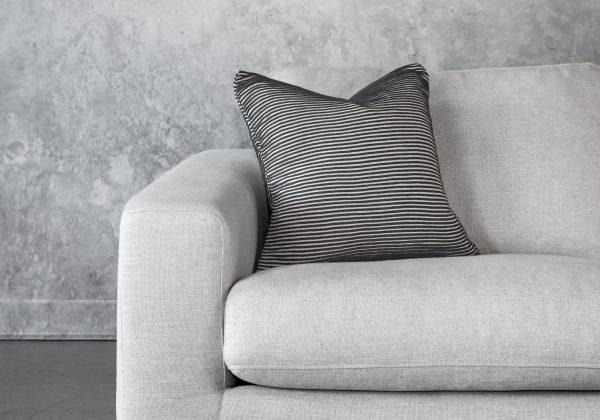 Bricks Grey Pillow 20 x 20