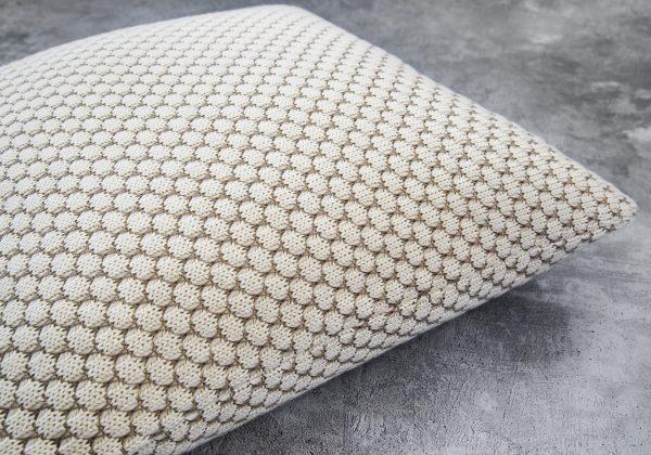Dia Nat Toss Pillow 20 x 20, Close Up