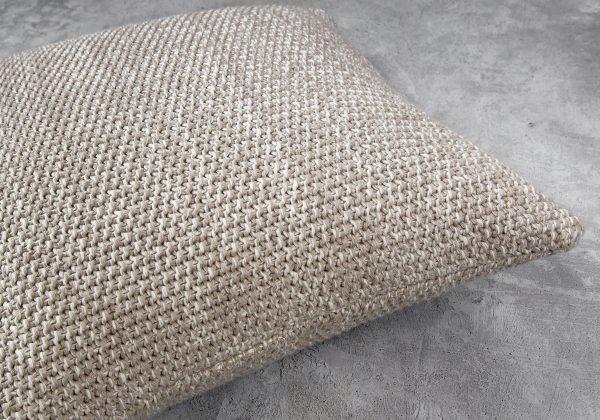 Marl Stone Pillow 20 x 20, Close Up