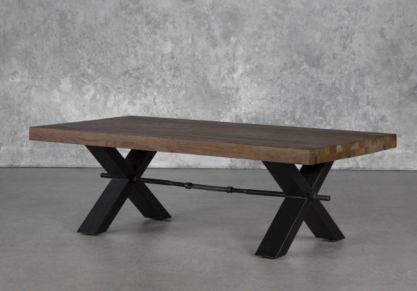 Ironside Coffee Table, Angle