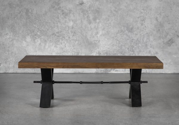 Ironside Coffee Table, Front