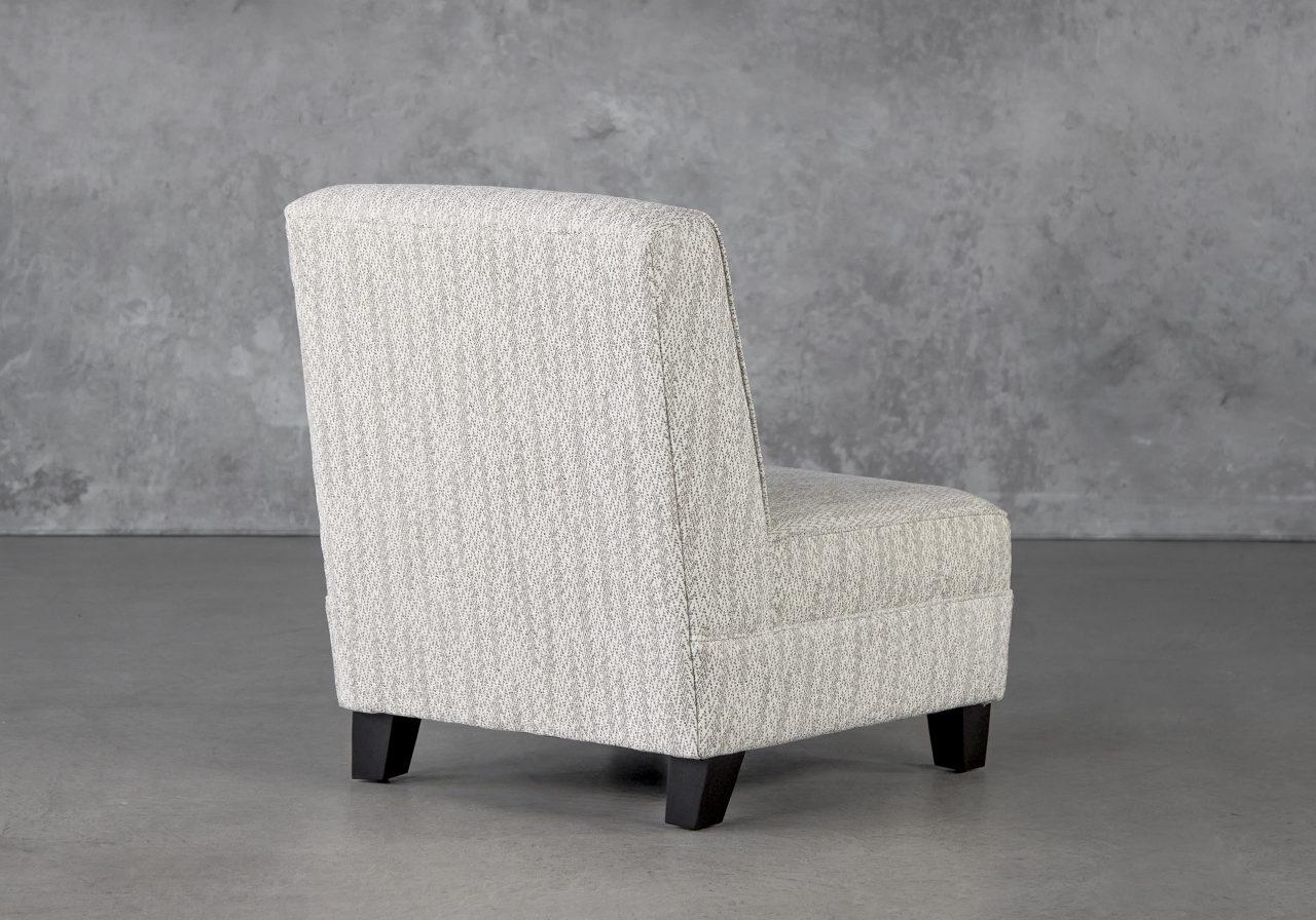 Kanto Chair, Back