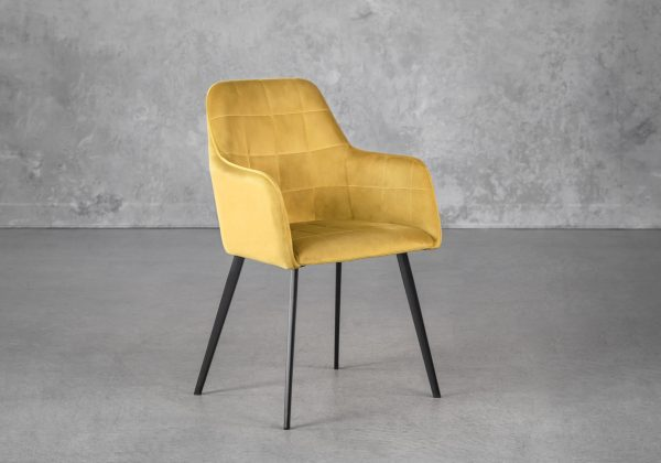 Embrace Dining Chair, Angle