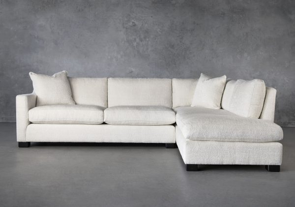 Erwin Sectional, Front