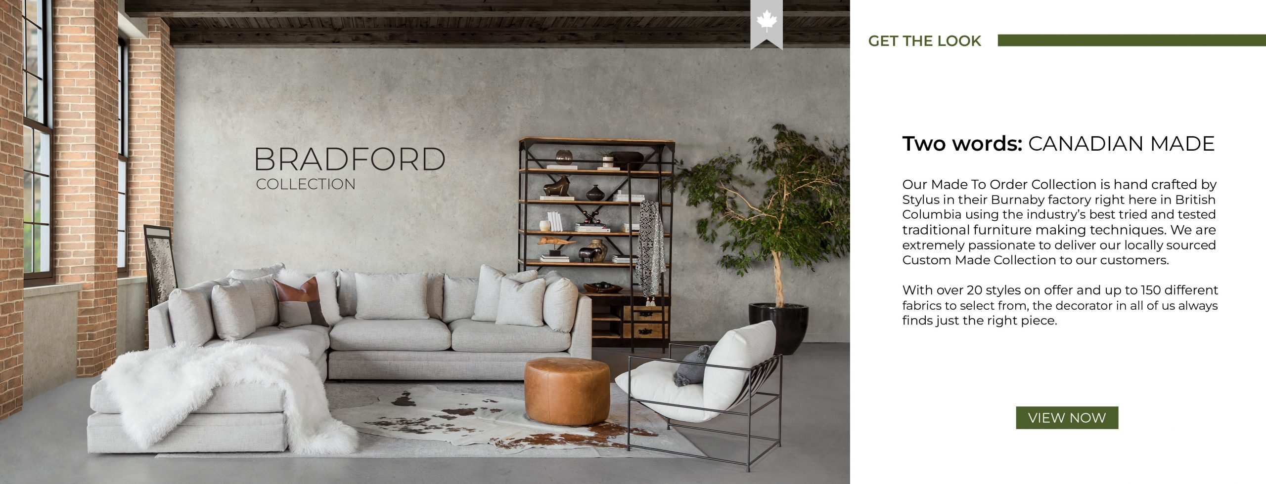 March Bradford Canadian made