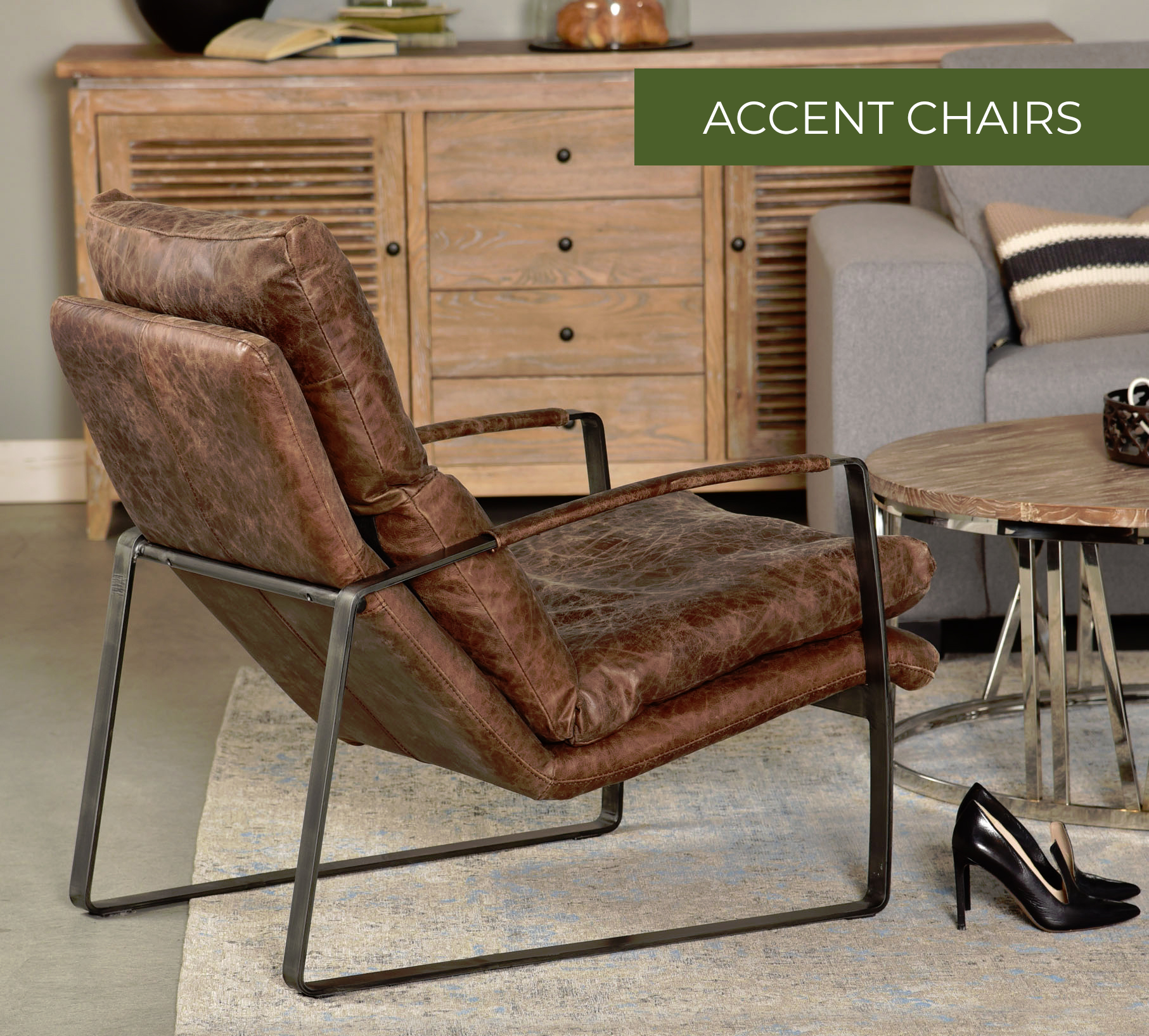 Muse Accent Chairs