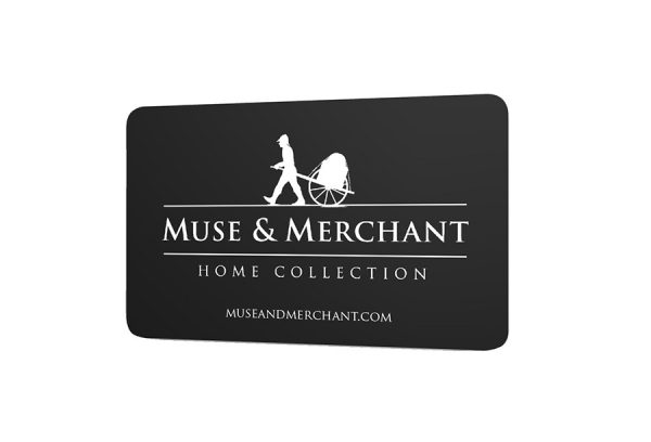 Muse & Merchant Gift Card
