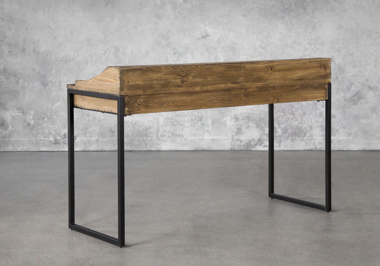 Smith Desk, Back