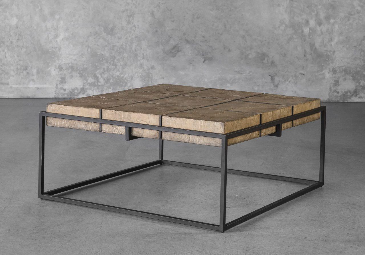 Evan Coffee Table, Angle