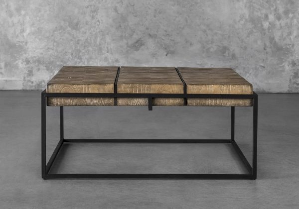 Evan Coffee Table, Front