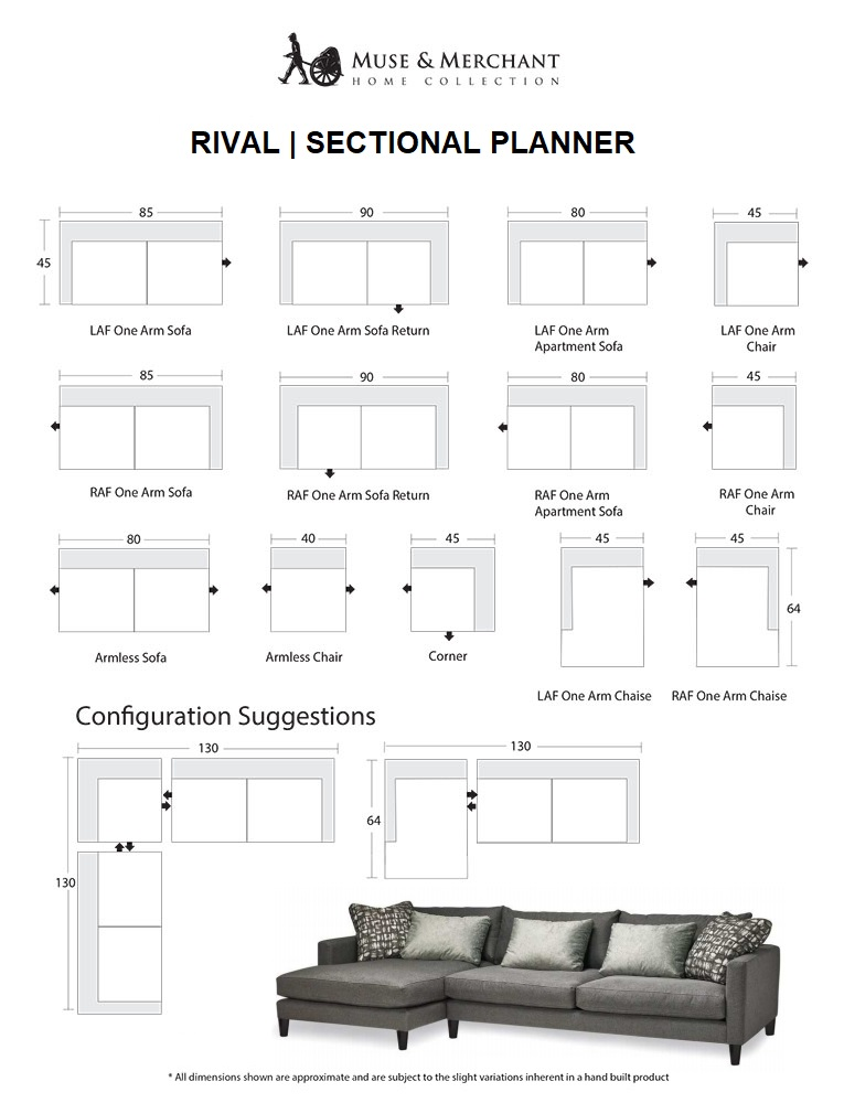 Rival Sectional Planner